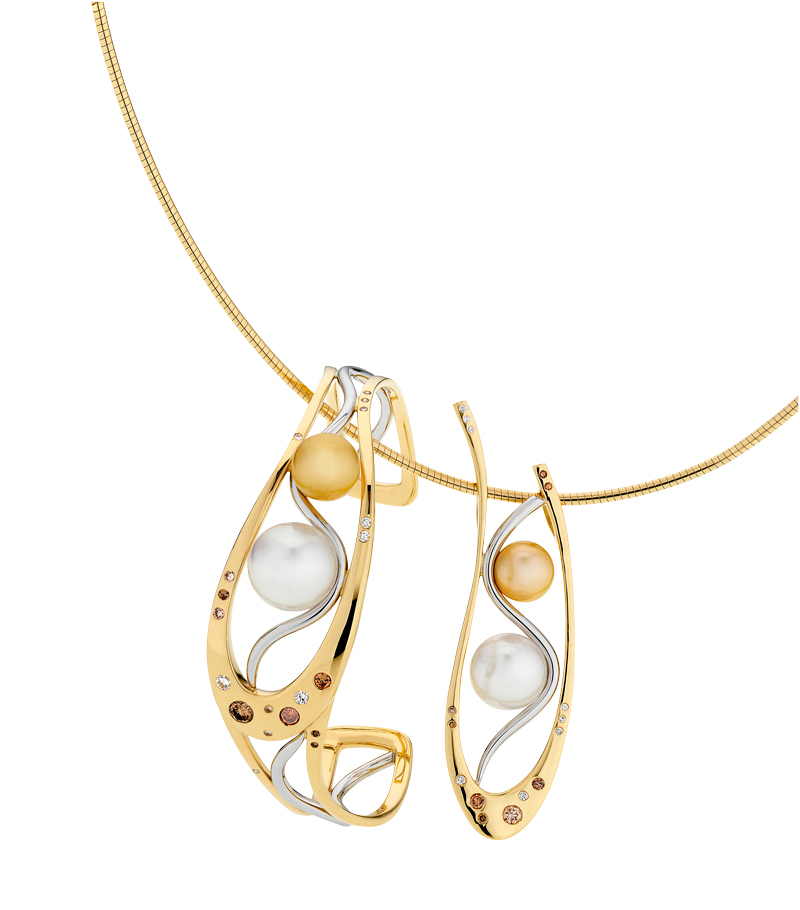 Jewels of the Kimberley Pearl Necklaces