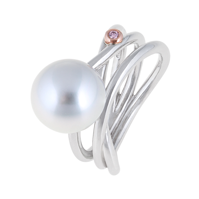 Broome Pearl Engagement Ring Online